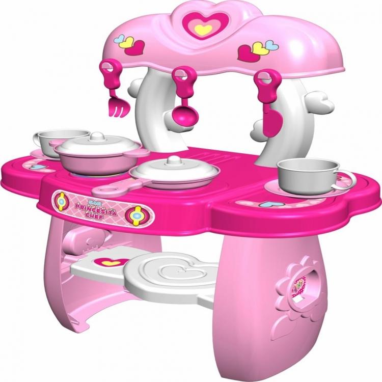 Cocina Infantil Candy Chef