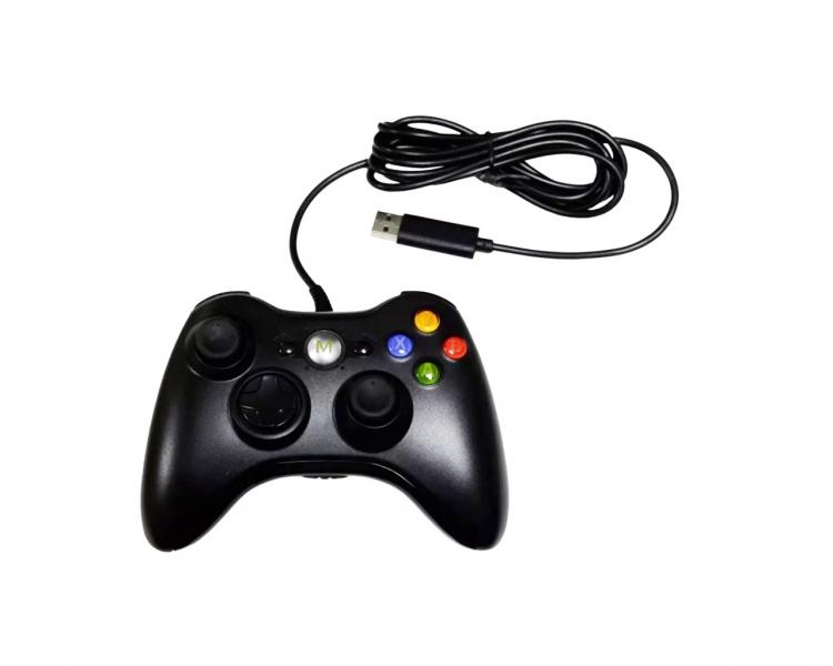 Control Alámbrico Xbox 360