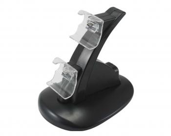 Kit Stand base Cargador Para Controles De Xbox One Y One S