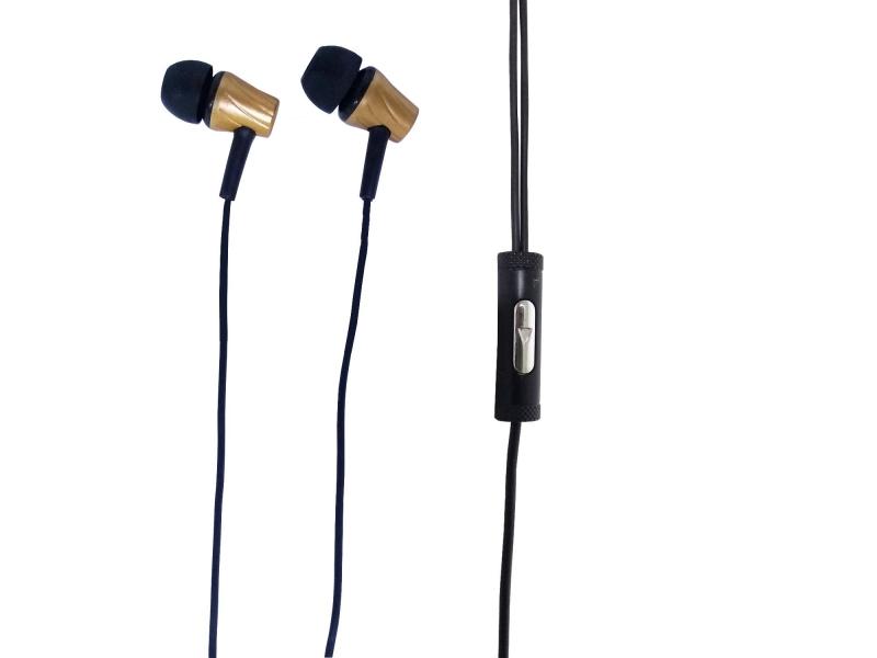 Audífonos Alámbricos Manos Libres Moreka In Ear