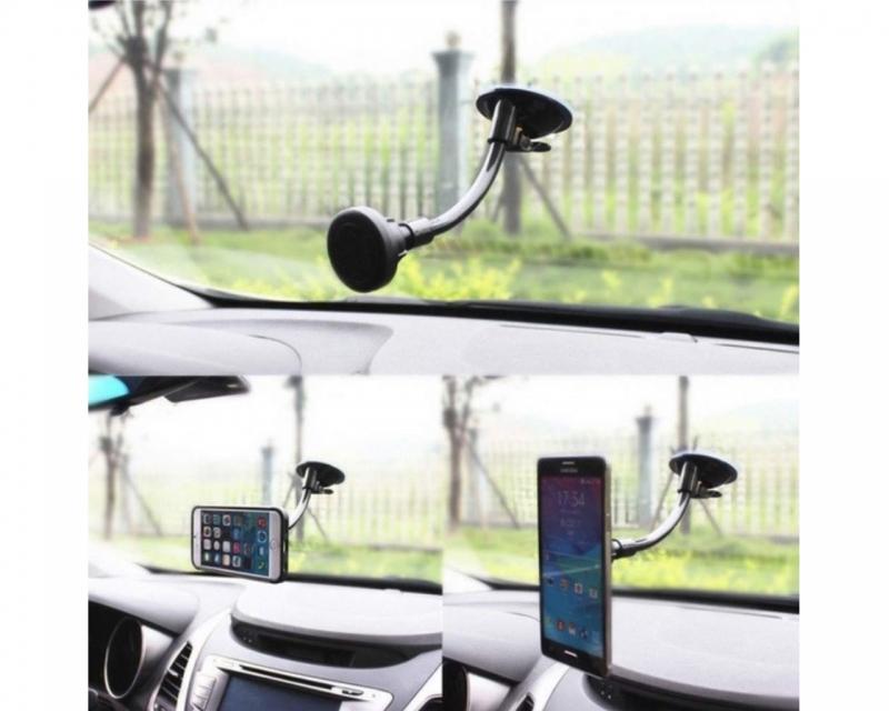 Soporte Universal Magnético De Celular Para Parabrisas De Auto