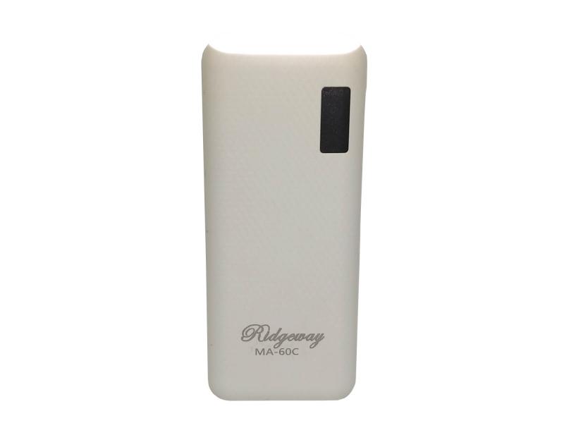 Batería Externa Power Bank Ridgeway MA-60B 22000 mah