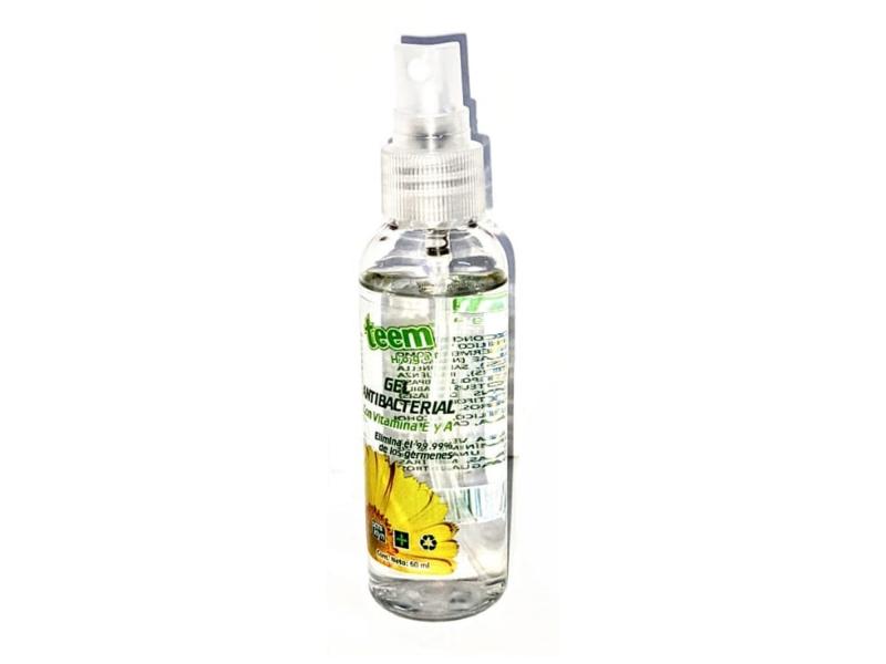 Líquido Antibacterial De 60ml