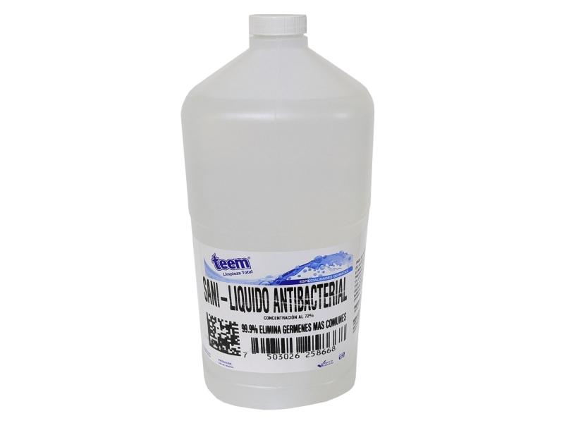 Líquido Antibacterial Sani-Líquido 1 Galon