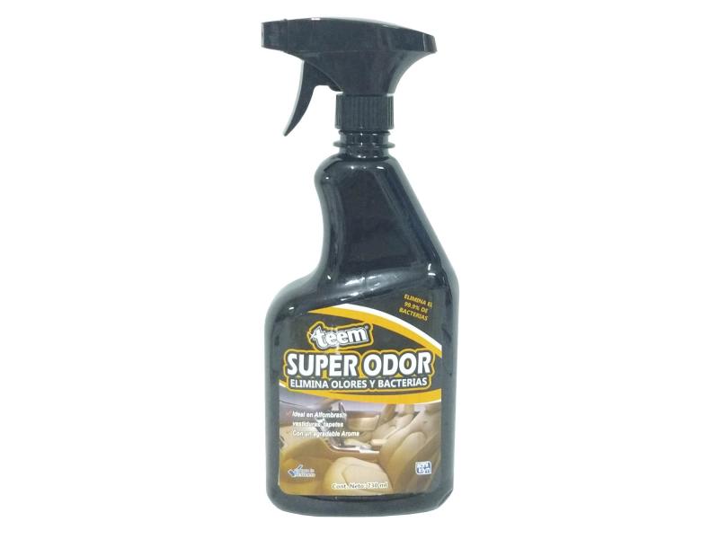 Super Odor Neutralizante Elimina Olores Y Bacterias 730ml