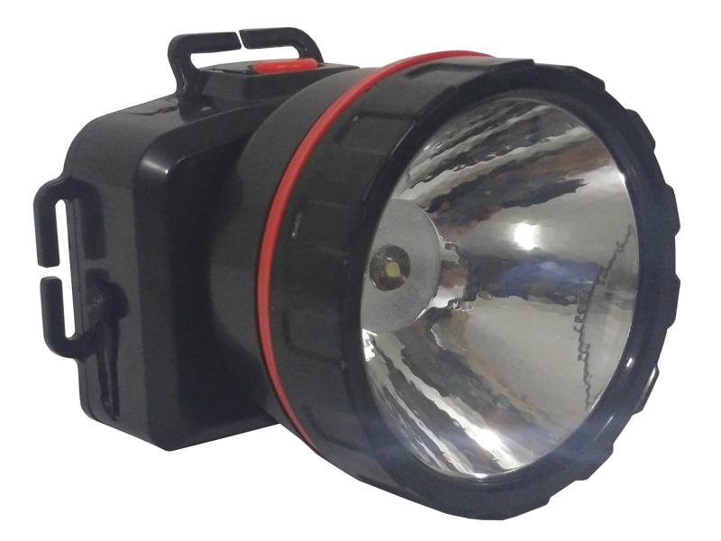 Linterna Tipo Minero Ajustable Recargable Para La Cabeza