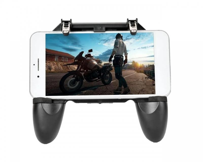 Control Gamepad Videojuegos W10 Pubg Para Android iPhone