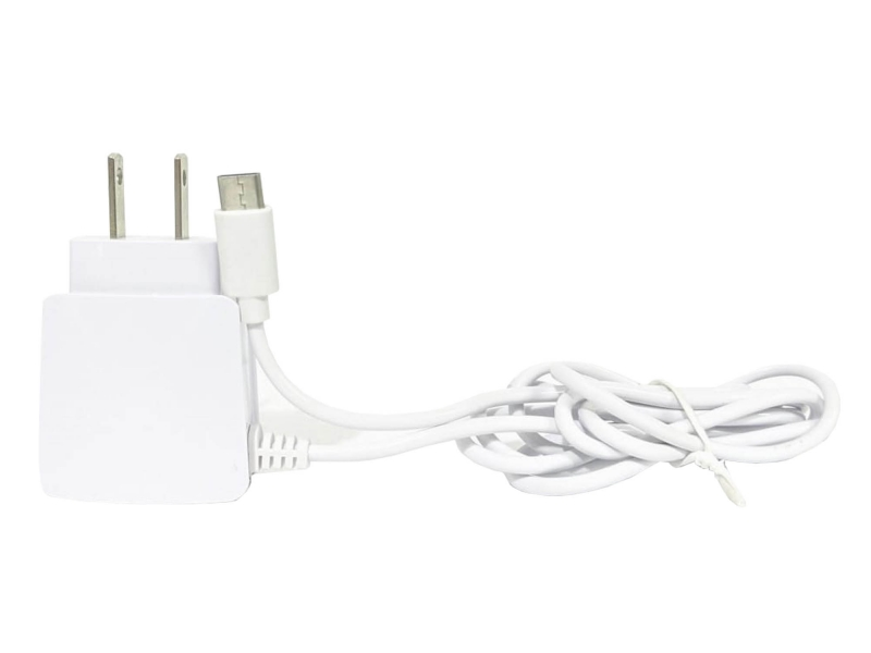 Cargador Carga Rápida Con 1 Salida USB Cable Tipo C