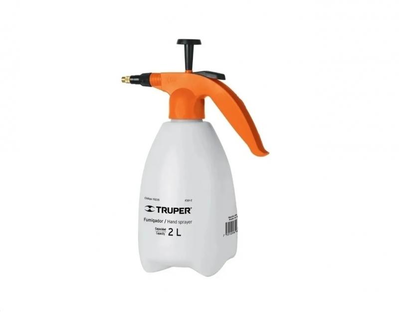 Rociador Manual Para Sanitizar De 2L De Capacidad