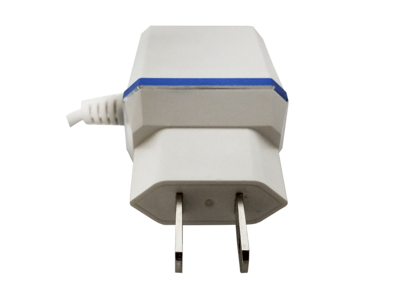 Cargador Carga Rápida 5.1a 2 Salidas USB Con Cable V8