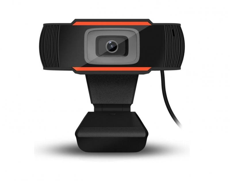 Cámara Web Full Hd Usb De 1080p Con Micrófono
