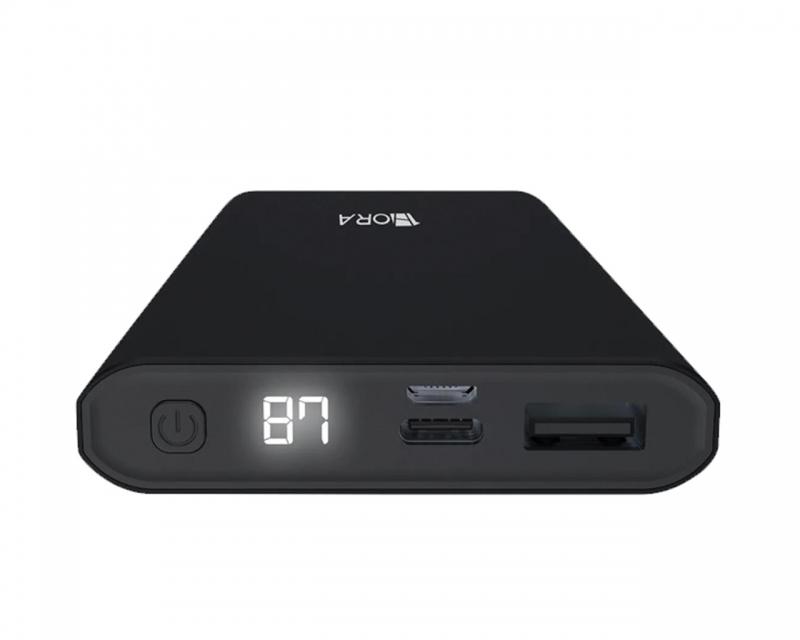 Power Bank Batería Externa Portátil 10000 mah 1HORA V8 Tipo C