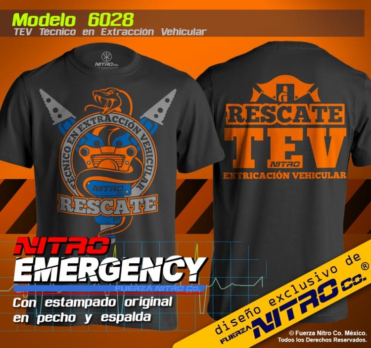 TEV Técnico en Extracción Vehicular