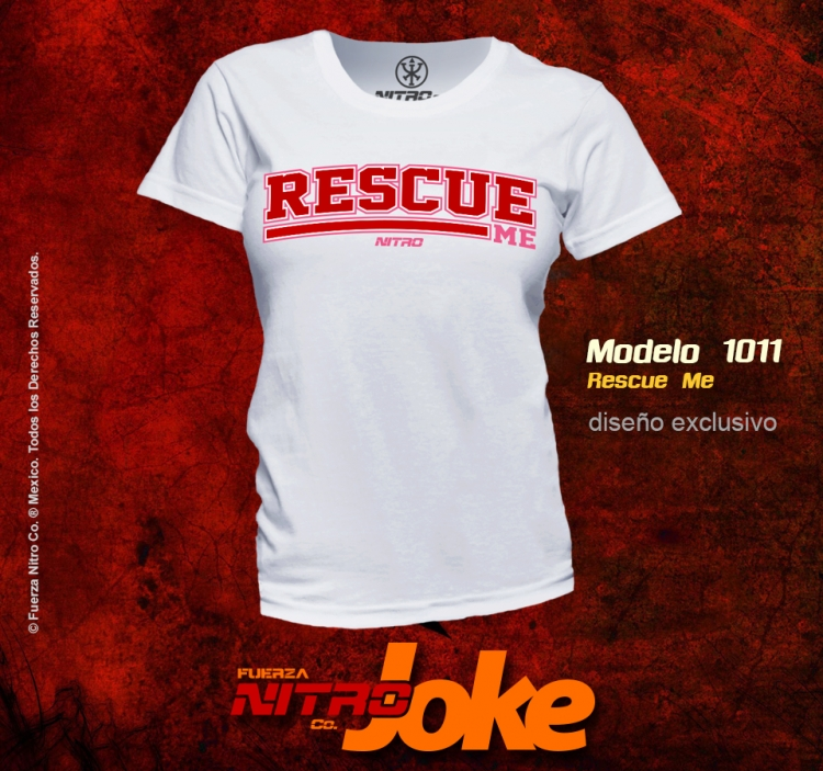 Rescue Me - Rescátame