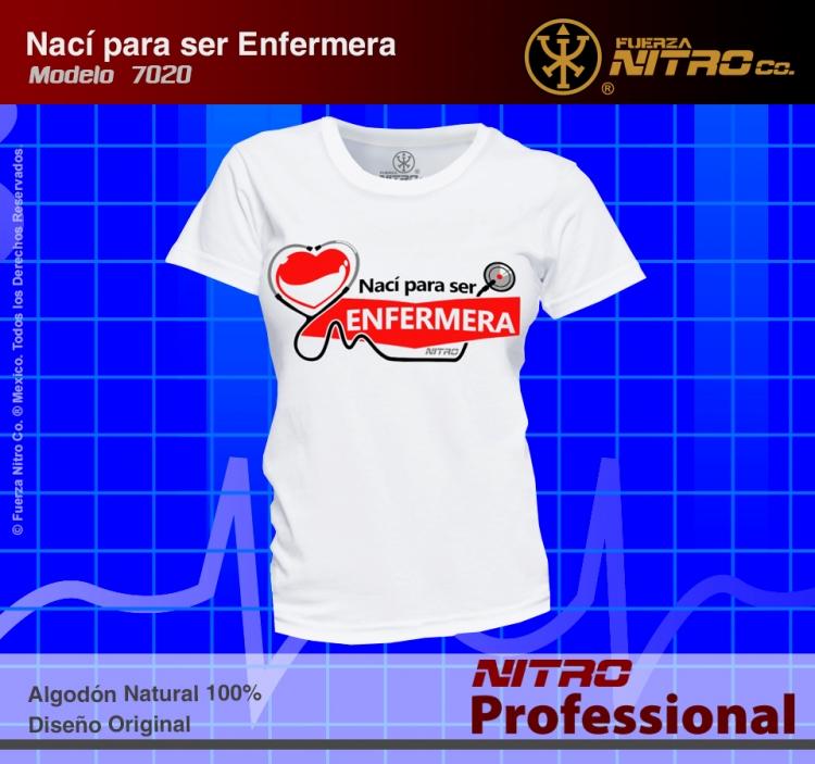 Nací para ser enfermera