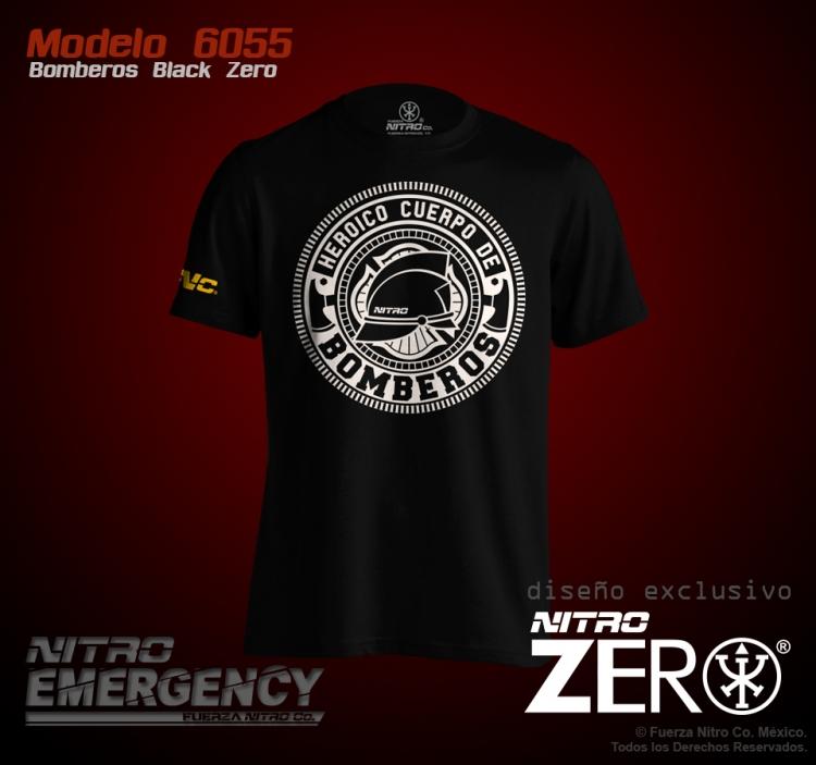Bomberos Black Zero