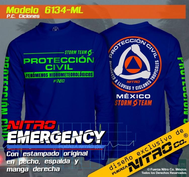 Protección Civil Ciclones