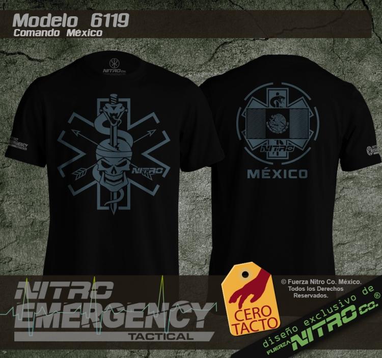 Comando México