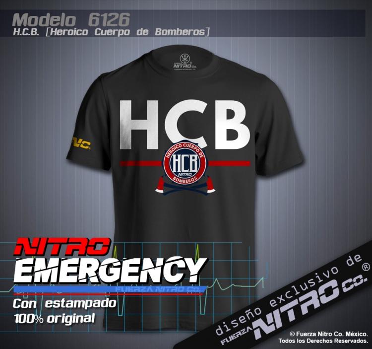 HCB / Heroico Cuerpo de Bomberos