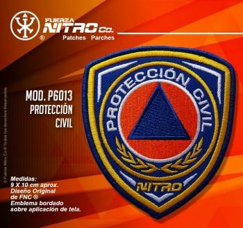 Parche Protección Civil
