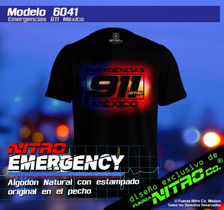 Emergencias 911 México