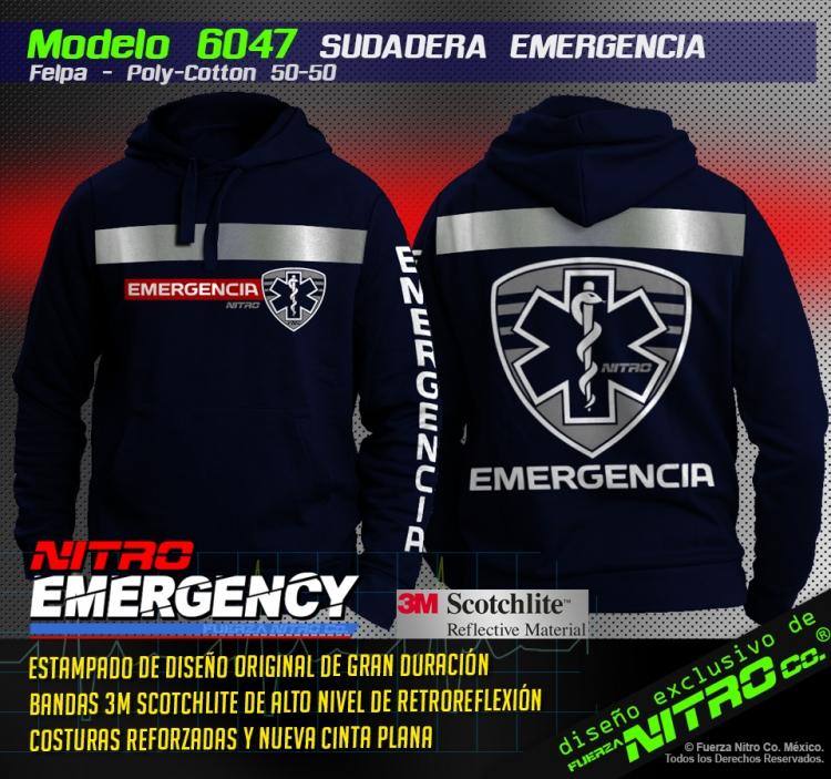 Sudadera Emergencia