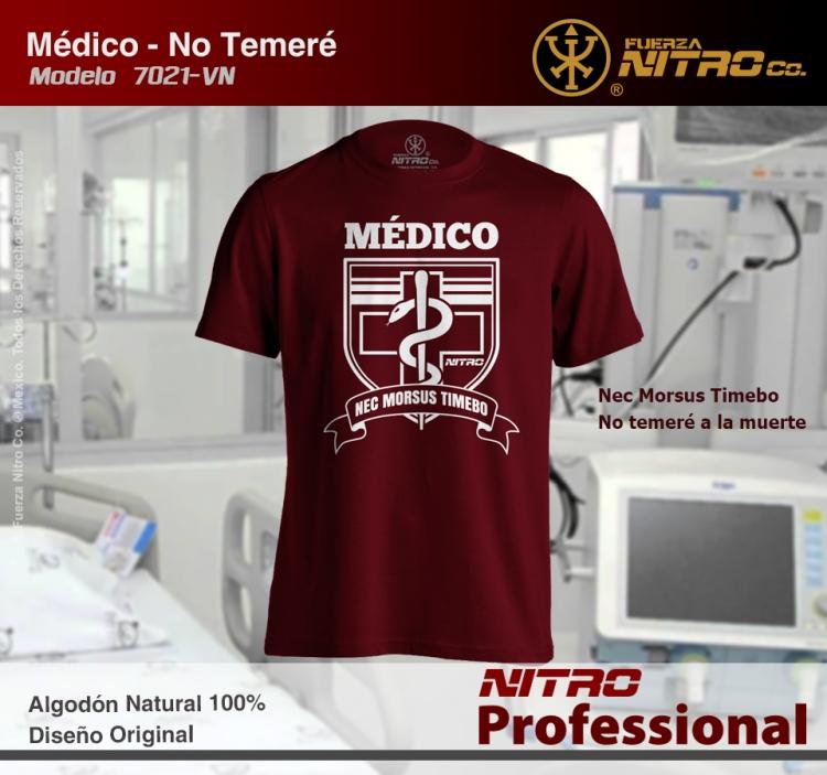 Médico - Nec Morsus Timebo