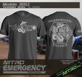 Paramédico Táctico