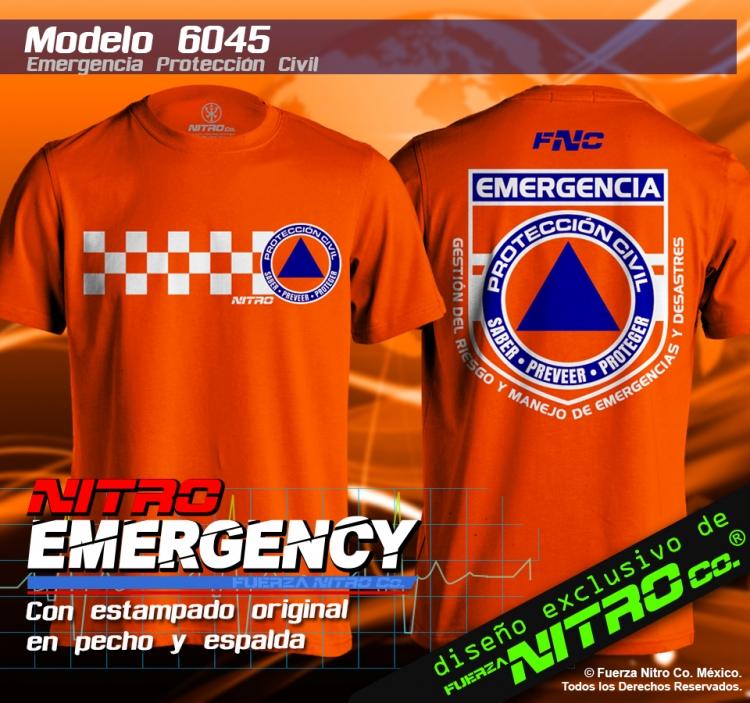 Emergencia Protección Civil