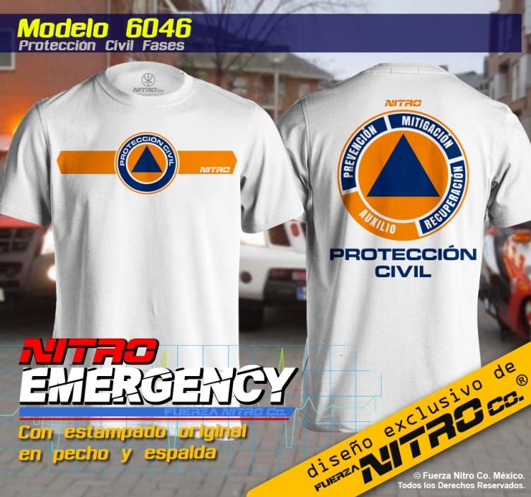 Protección Civil Fases
