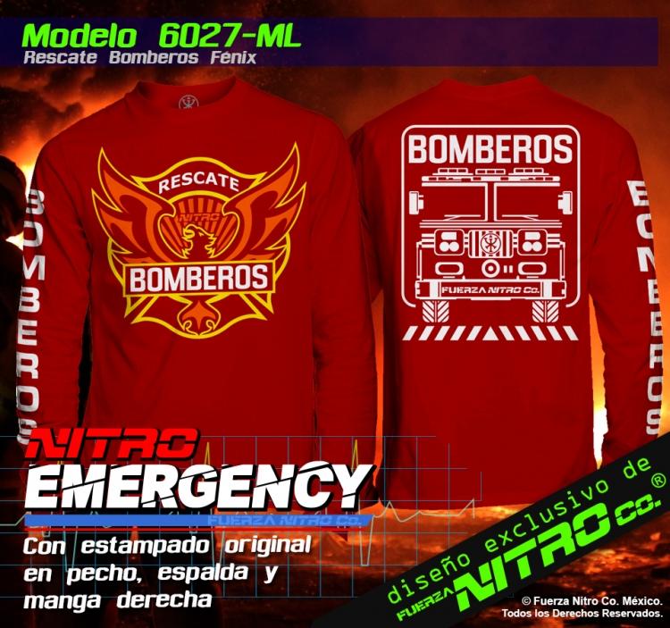 Rescate Bomberos Fénix