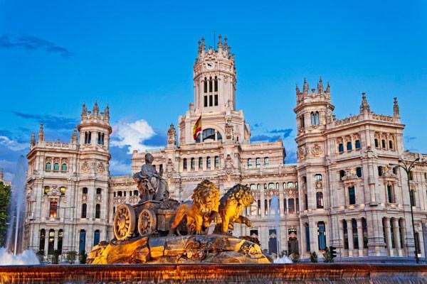 Europa Para Todos 14 D U00cdas Par U00cds Madrid Desde  1 520 Usd
