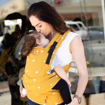 Half Buckle Carrier Tula Play