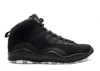 Traphouse Sneakers | Air Jordan 10 stealth