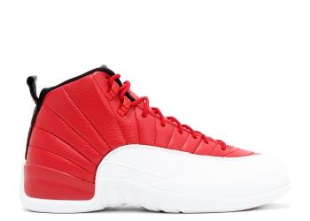 Traphouse Sneakers | Air jordan 12 gym red alternate