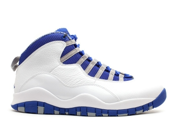 Traphouse Sneakers | Air jordan 10 retro txt white old royal stealth