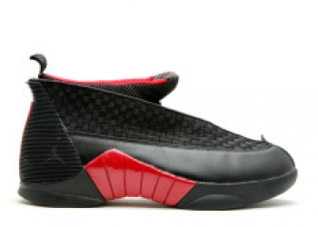 Traphouse Sneakers | Air jordan 15 retro countdown pack black red