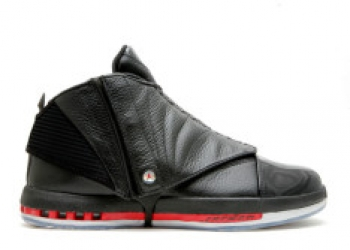 Traphouse Sneakers | Air jordan 16 retro countdown pack black varsity red