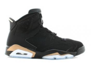 Traphouse Sneakers | Air jordan 6 retro defining moments black metallic gold