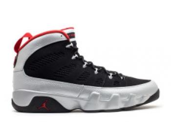 Traphouse Sneakers | Air jordan 9 retro johnny kilroy black metallic platinum gym red
