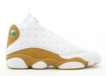 Traphouse Sneakers | Air jordan retro 13 white wheat