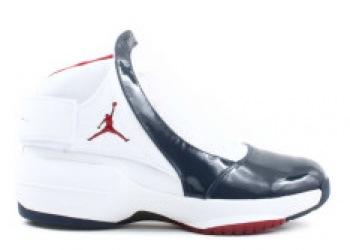 Traphouse Sneakers | Air jordan 19 east coast white varsity red midnight navy
