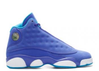 Traphouse Sneakers | Air jordan 13 retro pe gs cp3 bright concord bl lgn blck wht