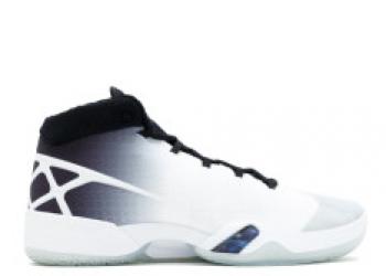 Traphouse Sneakers | Air jordan xxx xxx white black wolf grey