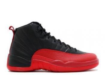 Traphouse Sneakers   Air jordan 12 retro black varsity red