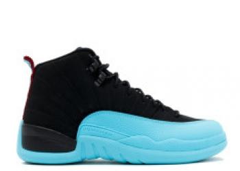 Traphouse Sneakers   Air jordan 12 retro gamma blue black gym red gamma blue