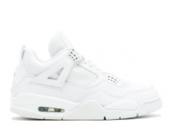 Traphouse Sneakers | air Jordan 4 Pure money