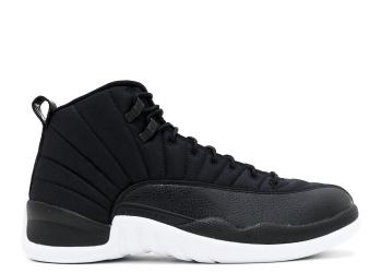 Traphouse Sneakers | air jordan 12 black nylon