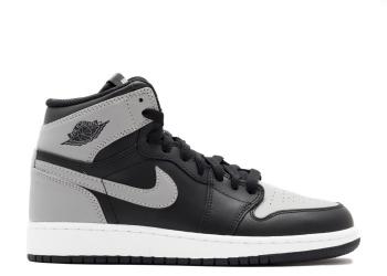 Traphouse Sneakers | Air Jordan 1 shadow black/grey