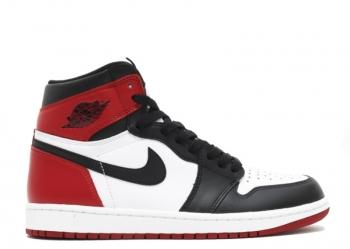 Traphouse Sneakers   Air Jordan 1 Black toe 2016